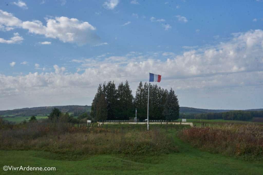 Ouvrage de la Ferté - La Ligne Maginot dans les Ardennes