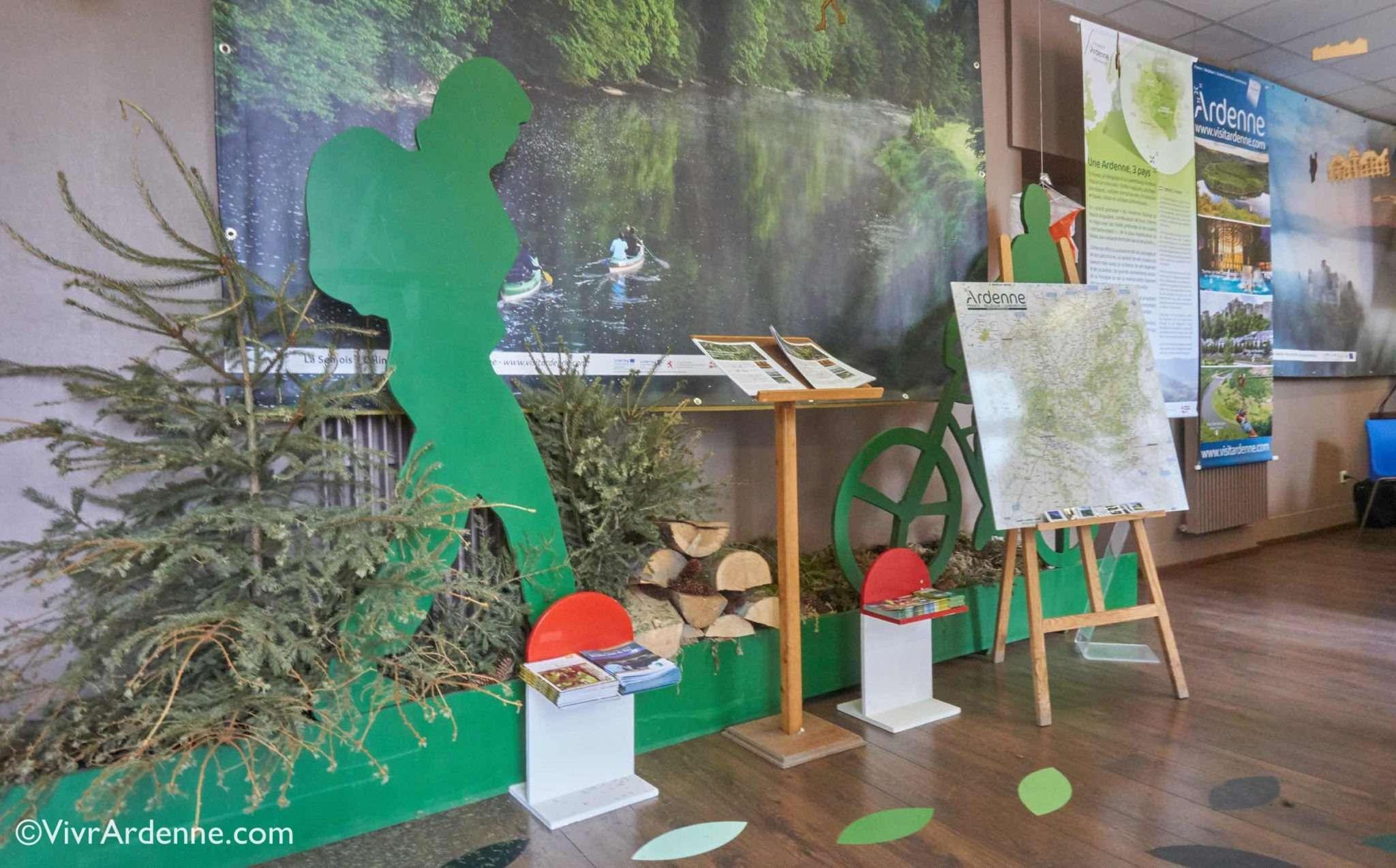 VivrArdenne - Exposition sur l'Ardenne
