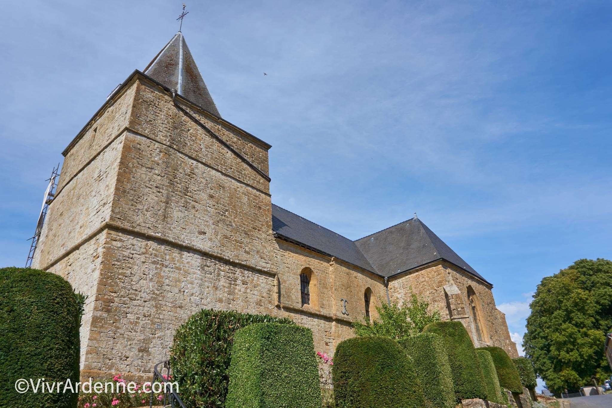VivrArdenne - Eglises fortifiées de Thiérache